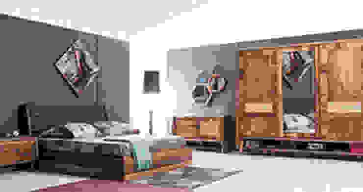 Trabcelona Design – barcelona yatak odası : modern tarz , Modern