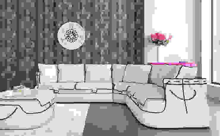 Trabcelona Design – medcezir corner: modern tarz , Modern