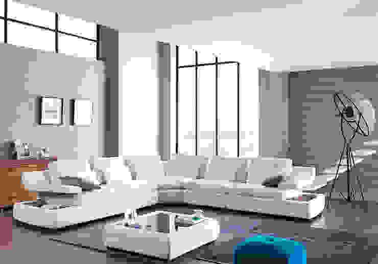 Trabcelona Design – valensia corner: modern tarz , Modern