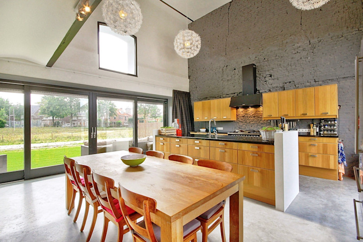 Keuken van Architectenbureau Prent BV