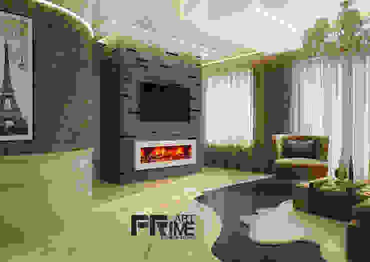 гостиная Гостиная в классическом стиле от 'PRimeART' Классический