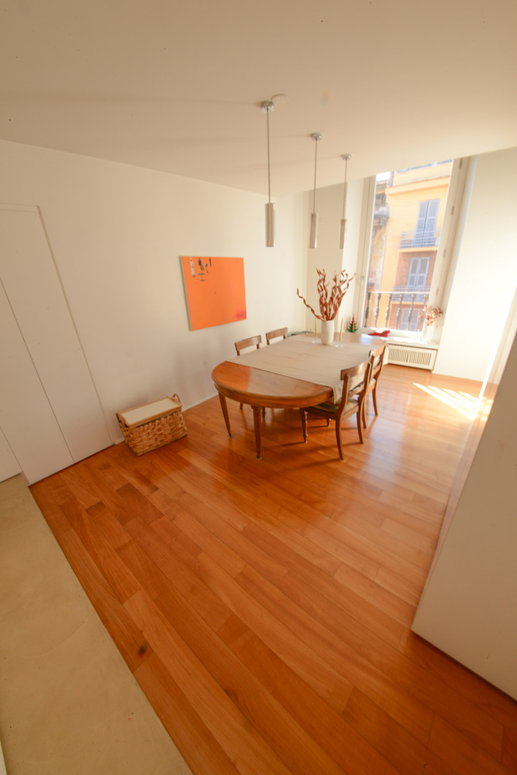 Studio Fori Modern dining room