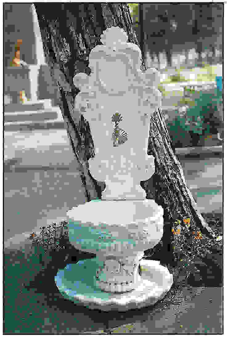degerlı seyler atolyesı Balcones y terrazasAccesorios y decoración