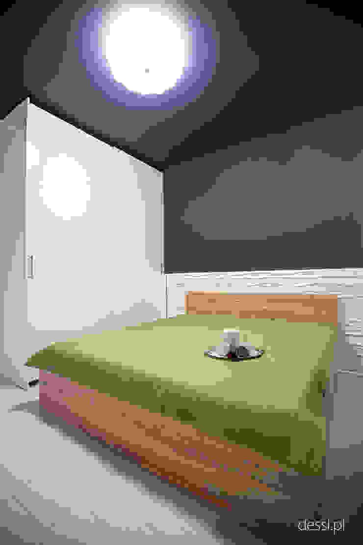 Minimalist bedroom by Dessi Minimalist