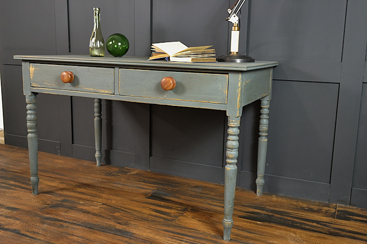 Shabby Chic Vintage Side Table with Drawer : country  by The Treasure Trove Shabby Chic & Vintage Furniture, Country