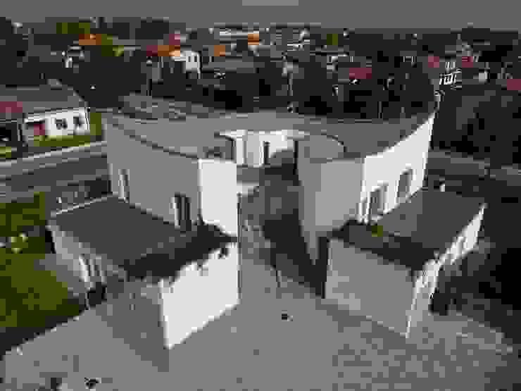Casas modernas de studio associato Chinellato - Favaretto Moderno