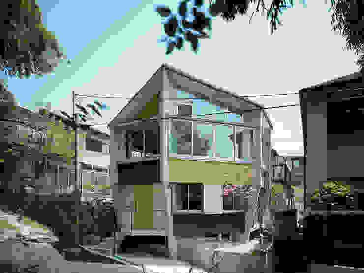 外観 オリジナルな 家 の kt一級建築士事務所 オリジナル