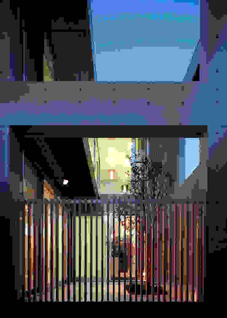 長谷雄聖建築設計事務所 Modern home