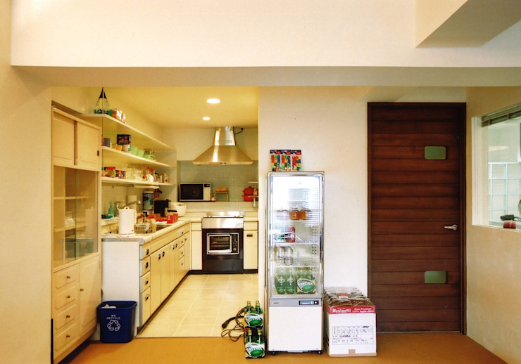 Eclectic style kitchen by 株式会社エキップ Eclectic