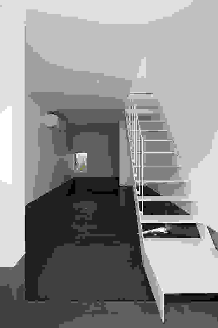 sandwich apartment オリジナルデザインの 多目的室 の 池田雪絵大野俊治 一級建築士事務所 オリジナル
