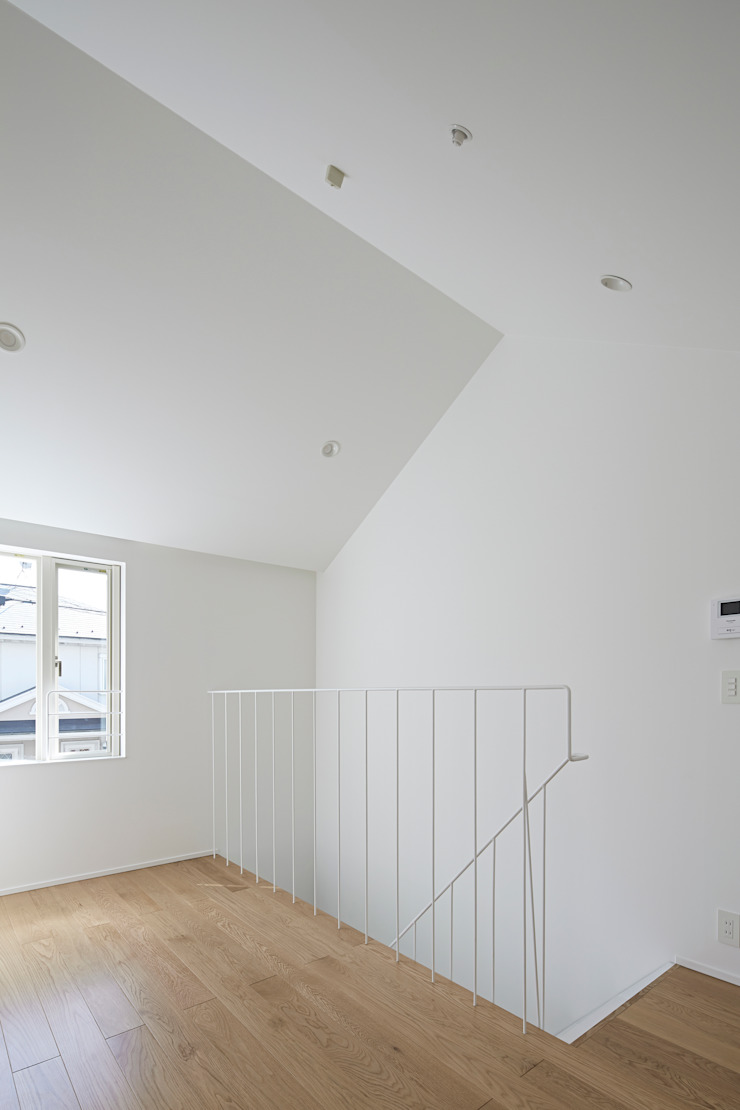 sandwich apartment オリジナルデザインの リビング の 池田雪絵大野俊治 一級建築士事務所 オリジナル