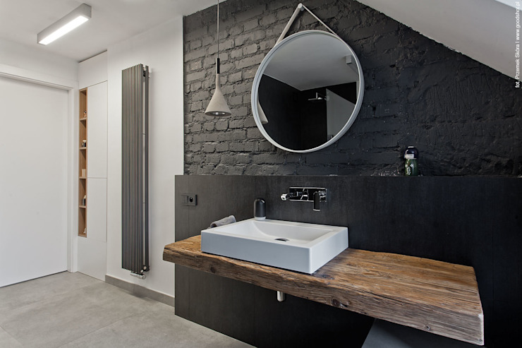 homify Scandinavian style bathrooms