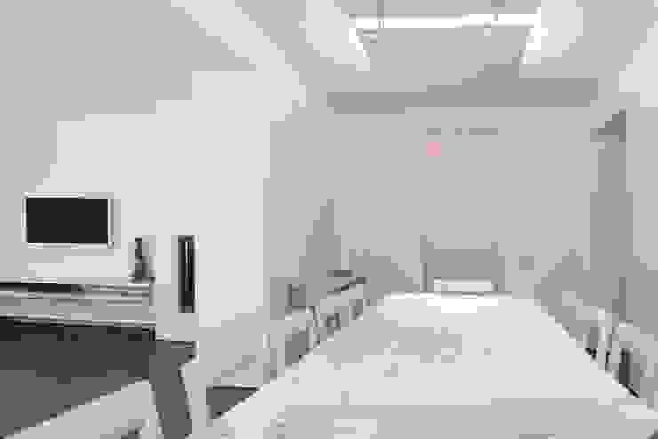 Andrea Stortoni Architetto Modern Dining Room