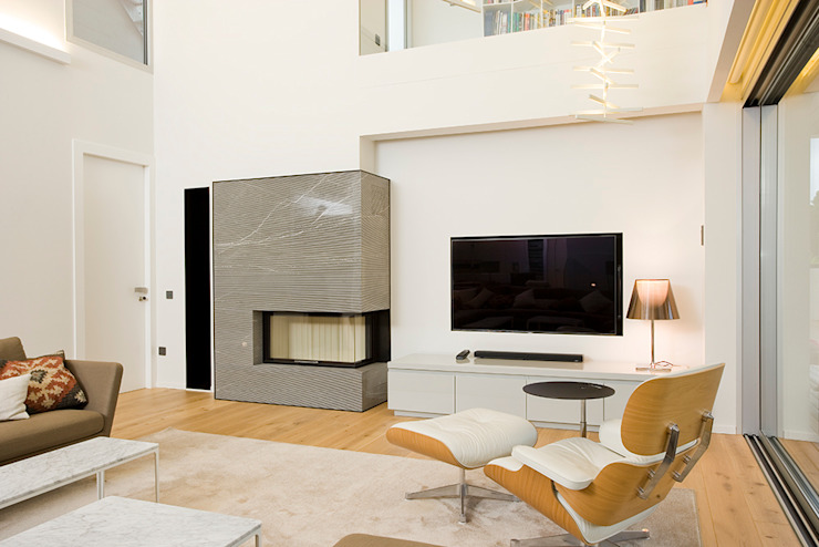 Modern living room by Jorge Belloch interiorismo Modern