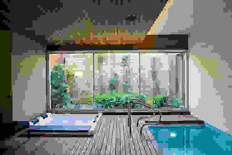 Spa moderno por Jorge Belloch interiorismo Moderno