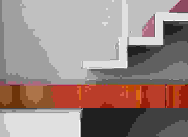 particolare scala di Andrea Stortoni Architetto Moderno