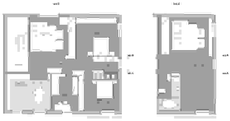planimetrie di Andrea Stortoni Architetto