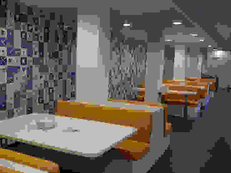 Meet and eat Moderne ziekenhuizen van Bram van Leeuwenstein Modern