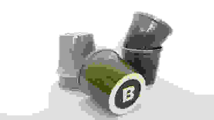 cups: modern  door Bram van Leeuwenstein, Modern