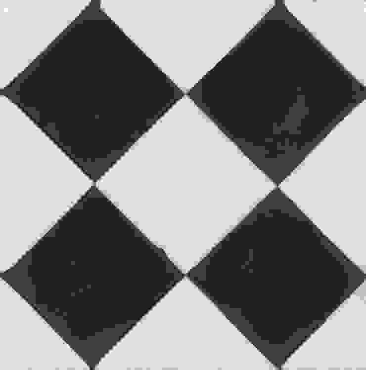 ENRIQUE - cementowe płtytki podłogowe od Kolory Maroka Śródziemnomorski