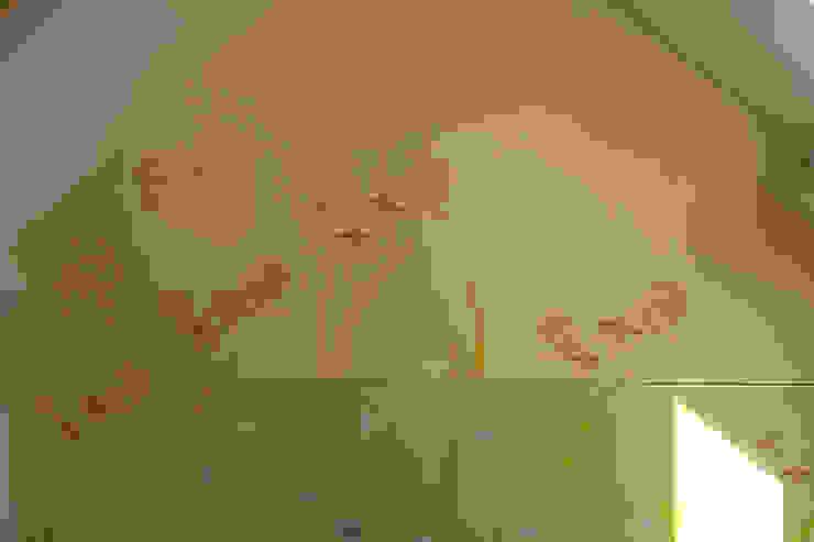 Dragonfly, Wallpaper by Camilla Meijer Modern