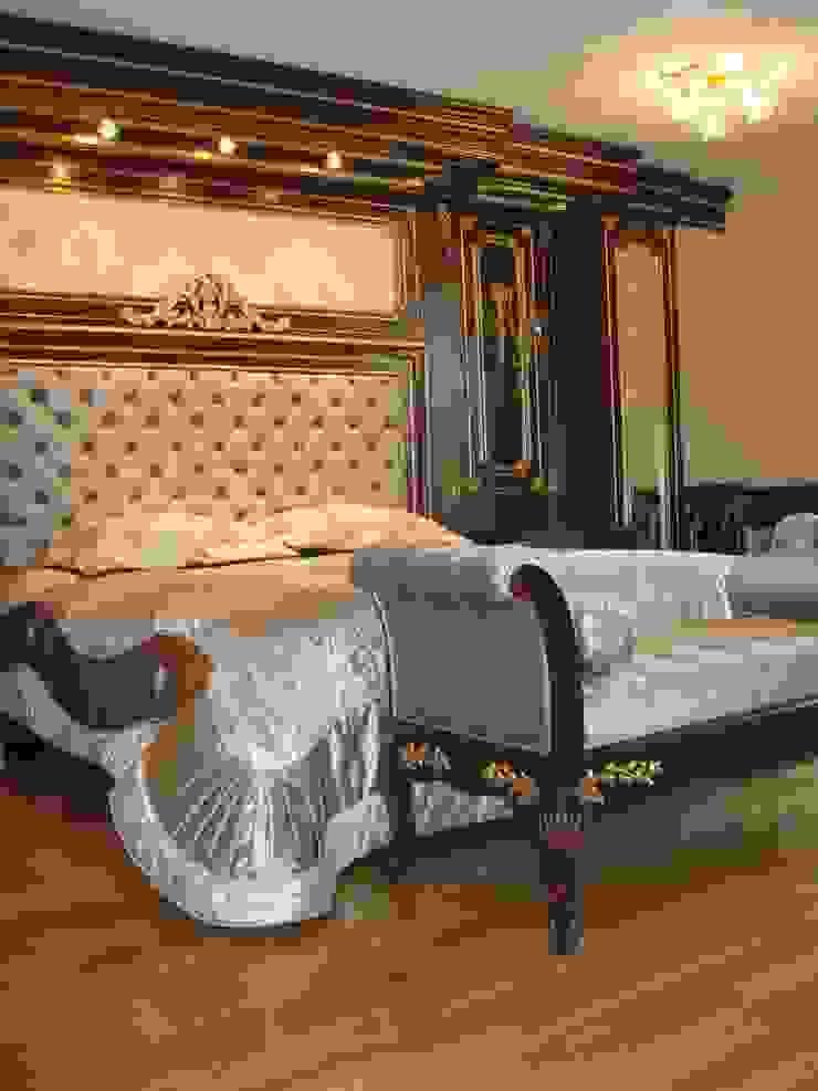 yatak odası N'CESUR FURNİTURE Klasik