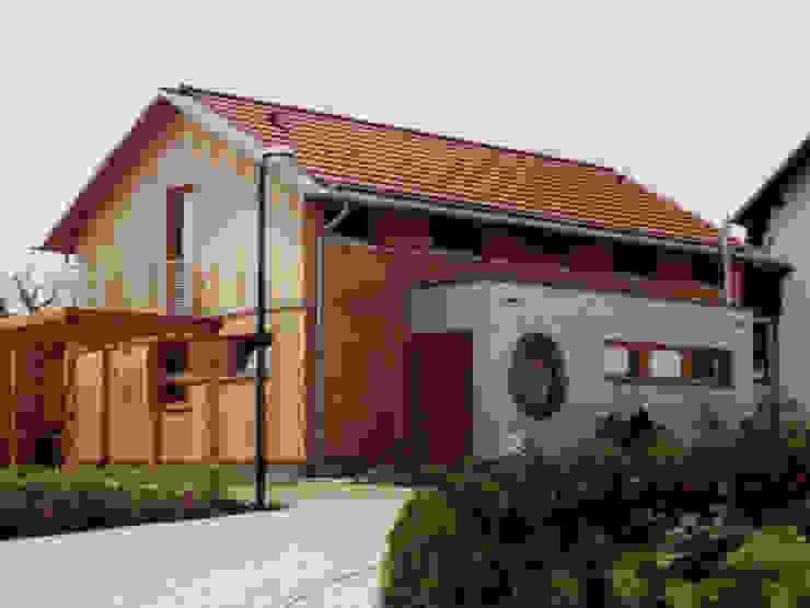 Wohnhaus D. GLASEBACH ARCHITEKTEN Moderne Häuser