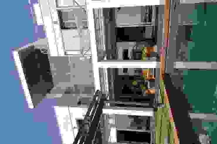 Casa Monne Casas de estilo minimalista de Muxacra Arquitectos Minimalista