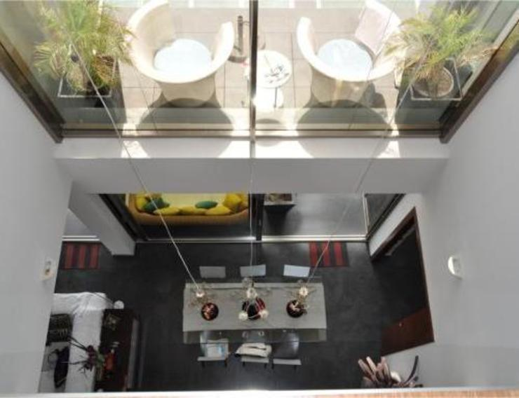 Casa Monne Comedores de estilo minimalista de Muxacra Arquitectos Minimalista