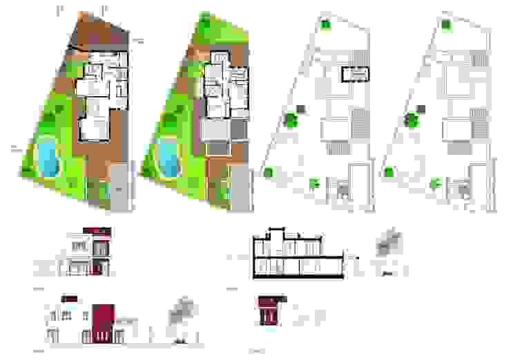 10 viviendas El Pinar de Muxacra Arquitectos