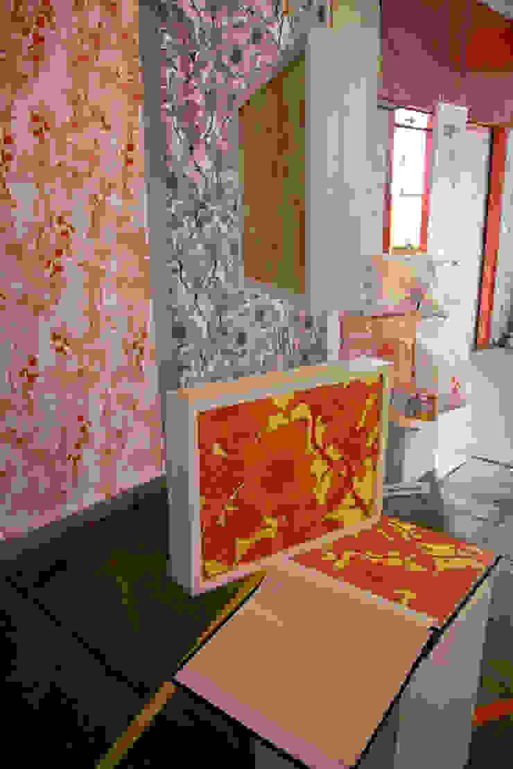 Magnolia & The Doves Scandinavian style exhibition centres by Camilla Meijer Scandinavian