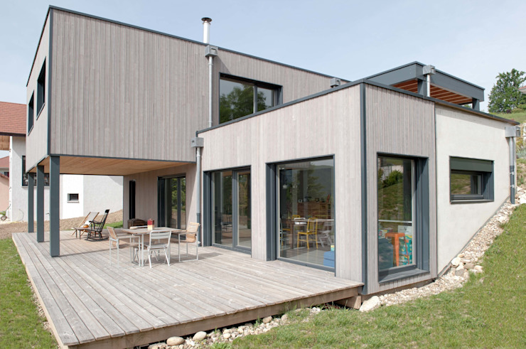 Houses by atelier—ZOU