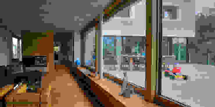 Wohnhaus R+J Moderne Fenster & Türen von Bodamer Faber Architekten BDA Modern