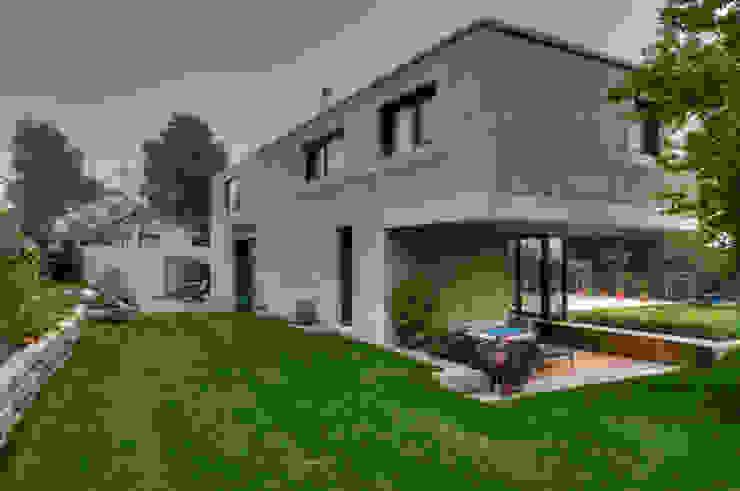 Wohnhaus R+J Moderne Häuser von Bodamer Faber Architekten BDA Modern