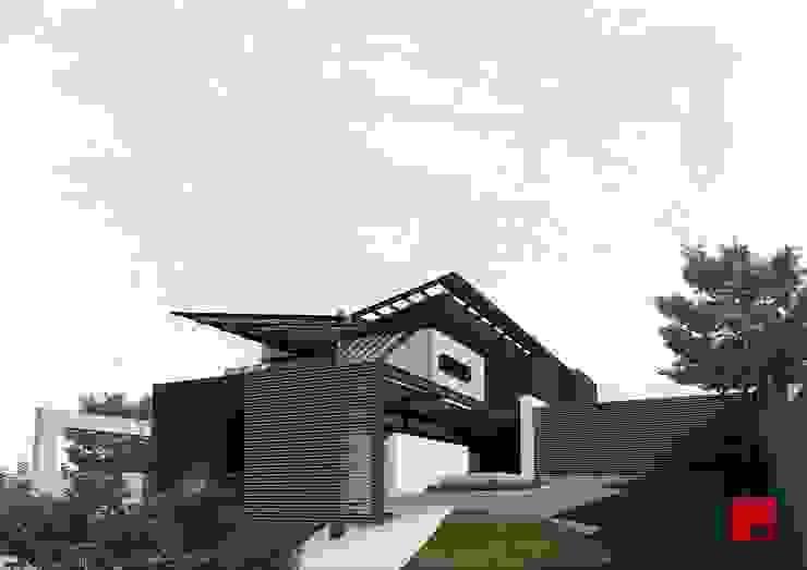 House Alj Modern houses by Nico Van Der Meulen Architects Modern