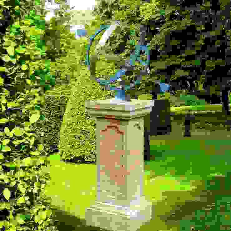 Garten Sonnenuhr & Sandstein Säule - Skaphe von Gartentraum.de - Werner und Klopfleisch OHG Klassisch