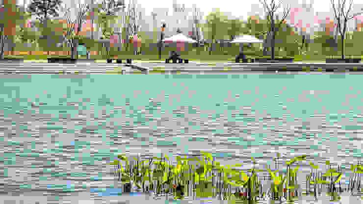 Promenade am Großen See © Valentien + Valentien Valentien + Valentien Landschaftsarchitekten Stadtplaner Moderne Veranstaltungsorte