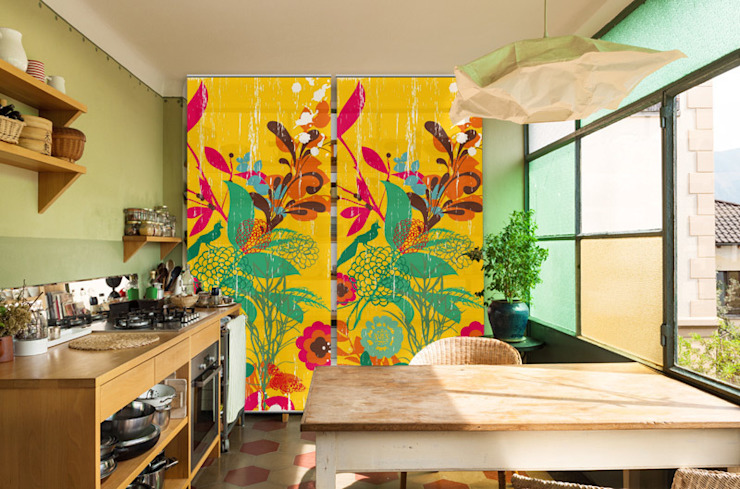 de style tropical par Bilderwelten, Tropical
