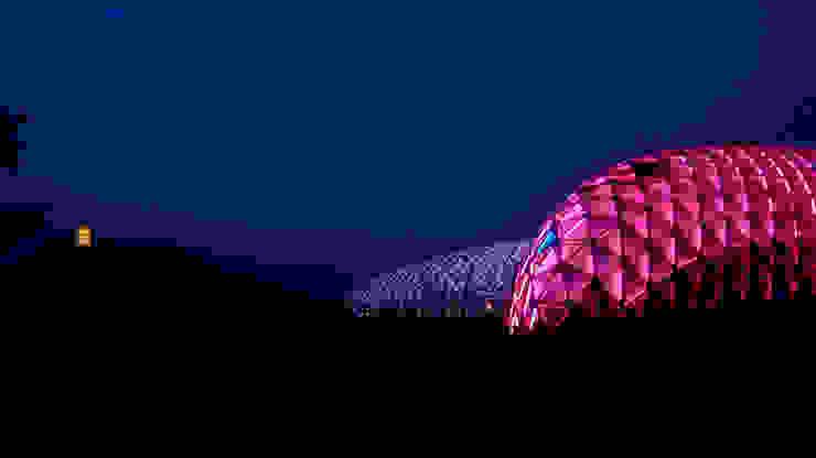 © Yiju Ding Valentien + Valentien Landschaftsarchitekten Stadtplaner Moderne Veranstaltungsorte