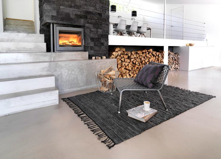 Rugs bring warmth Love4Home Living roomAccessories & decoration