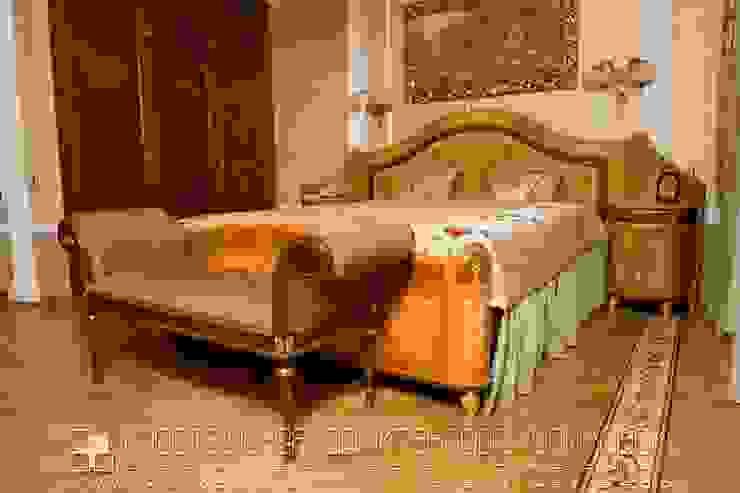 Спальня в классическом стиле Спальня в классическом стиле от Мастерская архитектора Аликова Классический