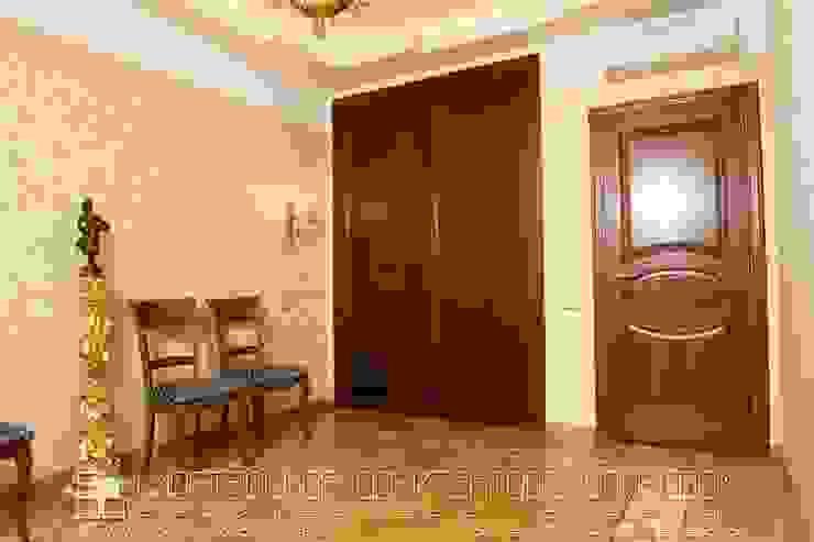Спальня в классическом стиле Мастерская архитектора Аликова Спальня в классическом стиле
