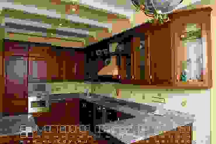 Кухня в классическом стиле Кухня в классическом стиле от Мастерская архитектора Аликова Классический