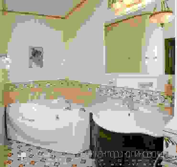 Ванная Ванная в классическом стиле от Мастерская архитектора Аликова Классический