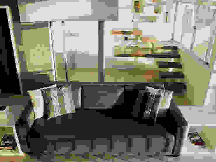 apartamento em Ipanema Quartos modernos por Margareth Salles Moderno