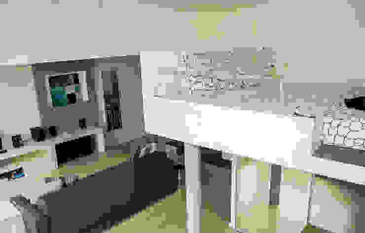 apartamento em Ipanema Margareth Salles Quartos modernos