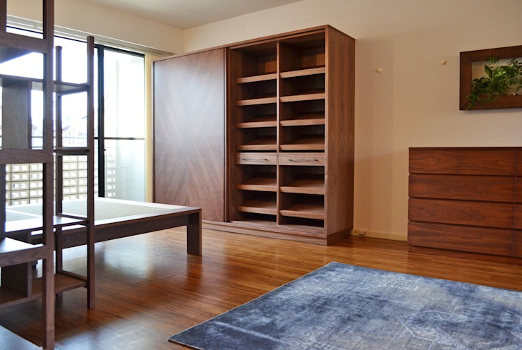 株式会社 3rd Dressing roomWardrobes & drawers