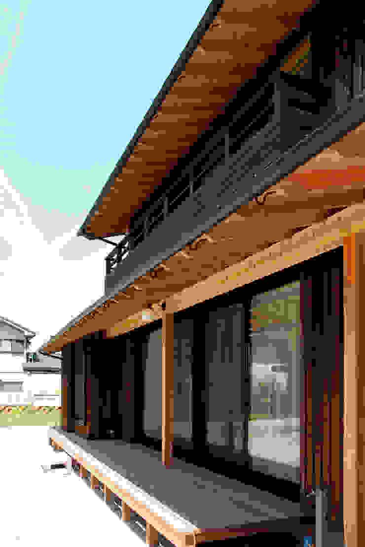 エコ・レトロの家 クラシカルな 家 の 大森建築設計室 クラシック