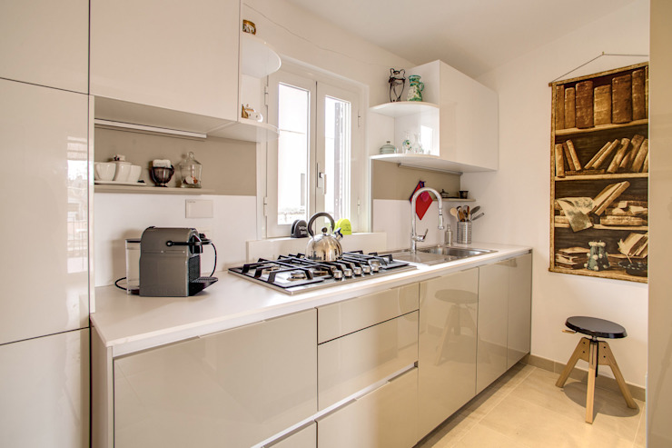 MOB ARCHITECTS مطبخ