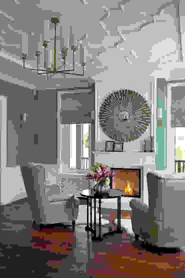 Salon classique par MARTINarchitects Classique
